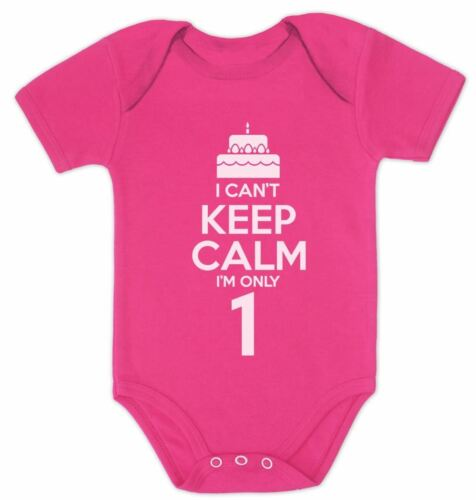 BodySuit Baby One Piece For Boys Girls 12M 18M 24M 1st BIrthday Party Outfit