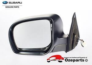 GENUINE-Subaru-Forester-2010-2012-LH-Left-Hand-Door-Mirror-Body-No-Light-Type