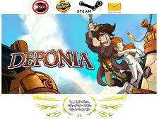 Deponia PC & Mac Digital STEAM KEY - Region Free