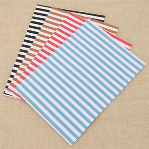 PU-Synthetic-Leather-Faux-Fabric-Printed-Stripe-DIY-Handmade-Crafts-Material