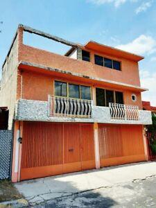 Casa en venta Col Floresta Coyoacán para remodelar