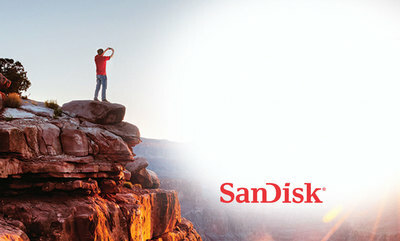 Chance to Win $256,000* on SanDisk at PC Byte