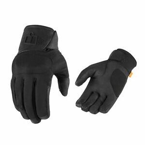 Ships Same Day Icon Tarmac 2 Motorcycle Gloves Ebay