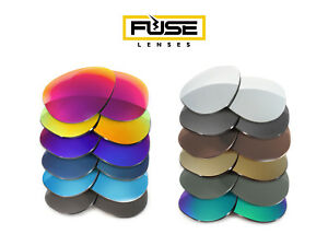 Fuse Lenses Polarized Replacement Lenses For Revo Raconteur Re1011 AgréAble Au Palais