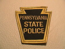 PA PENNSYLVANIA STATE TROOPER POLICE OFFICER LAW ENFORCEMENT PATCH BRAND NEW!