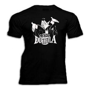 COUNT DUCKULA RETRO 80s CARTOON T Shirt