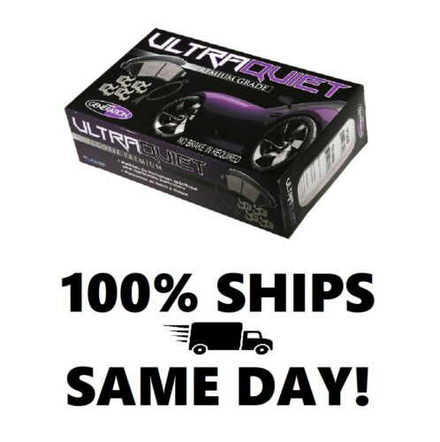 AMS 701-1354 Rear UltraQuiet Premium Ceramic Brake Pads