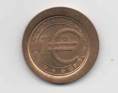 Heerlijk France - 1 Euro Nogent Sur Marne 1998 /munze/coin / Pré Euro Par Monnaie Paris