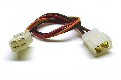 3 PIN MPC Series Locking Mating Connector Color-Coded 18 AWG Wire Loop # MPC-3