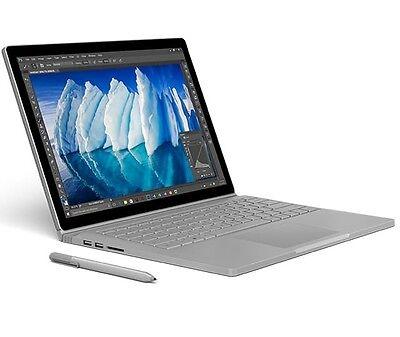 "New Microsoft Surface Book 13.5"" PixelSense(Intel Core i7, 1TB SSD, 16GB, dGPU)"