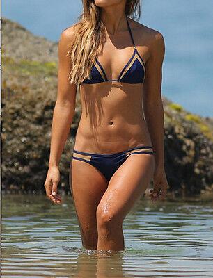Hot Style Women Sexy Padded Bra Bikini Set Swimsuit Swimwear Bathing Underwear