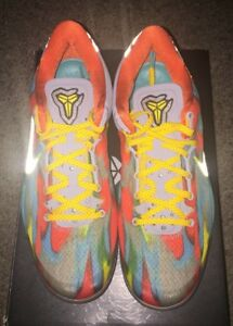 quality design d8b34 7d810 Image is loading Nike-Kobe-8-System-Venice-Beach-Mens-Size-