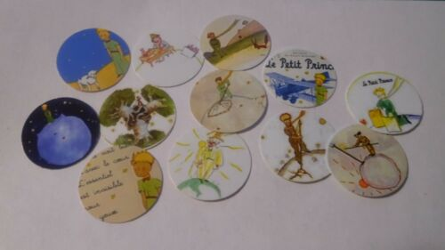 Pre Cut One Inch Bottle Cap Images LE PETIT PRINCE Free Ship