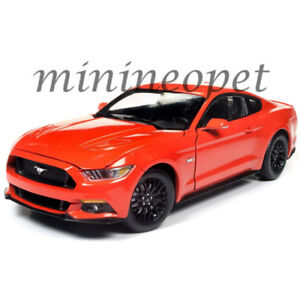 Image Is Loading Autoworld Aw242 2016 Ford Mustang Gt 5 0