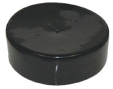 "New Flat Head Piling Cap dock Edge 91-912-f 11/"" Black"