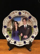 A Royal Engagement WILLIAM & KATE  Bradford Exchange Collector Plate