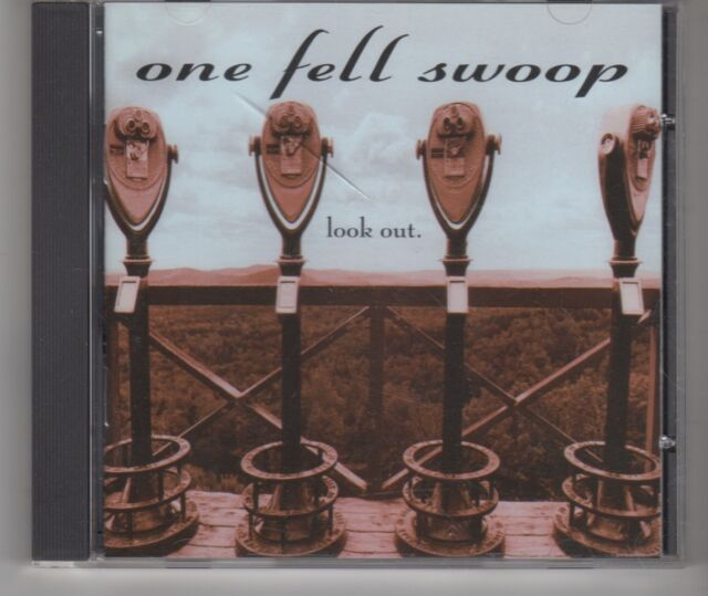 (HH247) One Fell Swoop, Look Out - CD