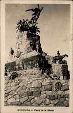 MENDOZA Argentinien Argentina Postcard ~1950 Cerro de la Gloria Ruhm Denkmal