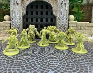 Zombicide Green Horde Board Game CMON New /& Sealed.