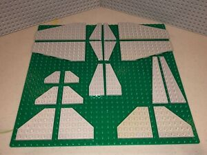 LEGO-Airplane-Spaceship-Wing-Plates-Lots-w-8-to-50-Pieces-Pick-Color