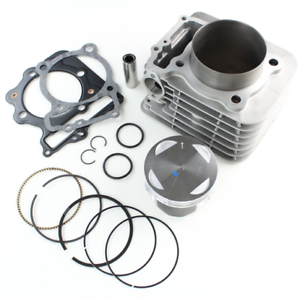 89mm 440cc Big Bore Cylinder Piston Gasket Kit for Honda TRX400X 2009,2012-2014