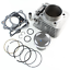 89mm 440cc Big Bore Cylinder Piston Gasket Kit for Honda TRX400X 2009,2012-2014