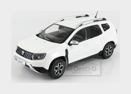 Dacia Duster Mk2 2018 White SOLIDO 1:18 SL1804602 Modellbau