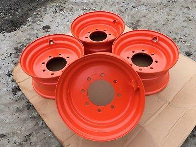 743 753 NEW 16.5X8.25X8 Skid Steer Wheel//Rim for Bobcat 742 751 763 773