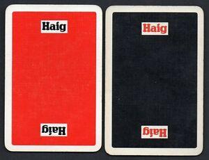 Vintage-Playing-Swap-Cards-HAIG-WHISKEY-PAIR