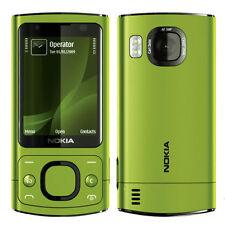 Nokia 6700s 6700 Slide Green 5.0MP Aluminum Video FM GSM 3G T-Mobile Smartphone