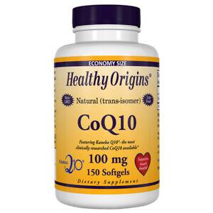 CoQ10-100MG-X-150-Softgels-Co-Q10-Healthy-Origins