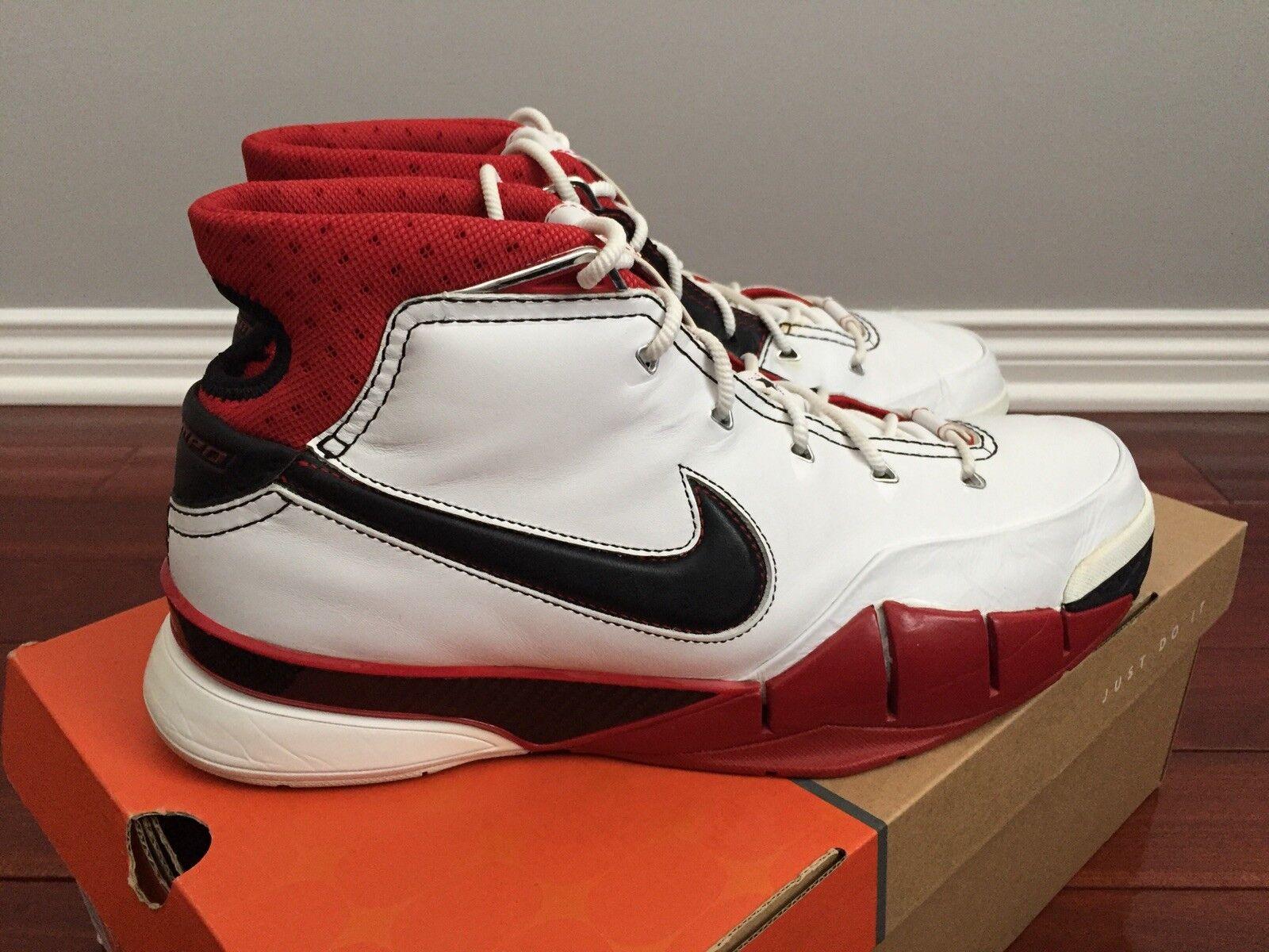 Nike Zoom Kobe 1 Original Size 11.5 All-Star colorway Predro