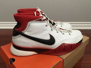 8d7ffe214df7 Nike Zoom Kobe 1 Original Size 11.5 All-Star Colorway Protro