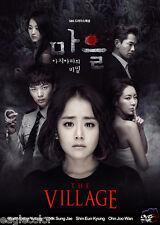 The Village: Achiara's Secret Korean Drama (4DVDs) Excellent English & Quality!