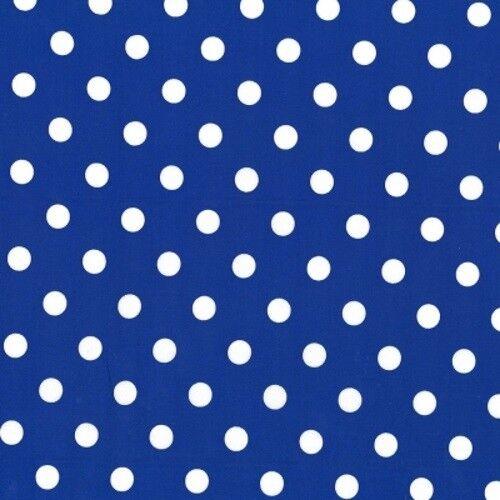 Michael Miller That/'s It Dot CX2489 Cobalt Cotton Fabric