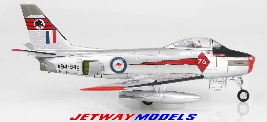 NEW 1 72 HOBBY MASTER ROYAL AUSTRALIAN AIR FORCE NORTH AMERICAN F-86 HA4316