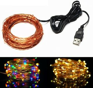 12M-x-100-LED-USB-Outdoor-Led-Copper-Wire-String-Fairy-Christmas-Wedding-Lights