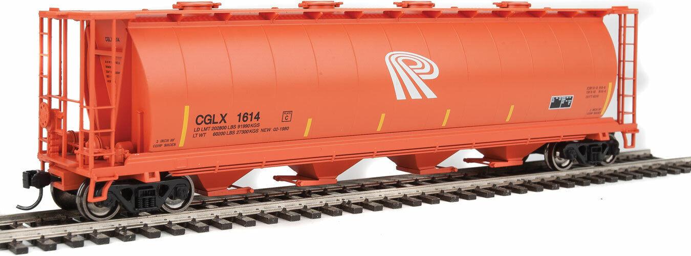 Spur H0 - Cylindrical Hopper Potash Corporation of Saskatchewan CGLX -- 7376 NEU  | München