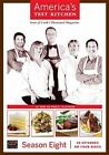 America's Test Kitchen Season 8 4pc 783421426399 DVD Region 1