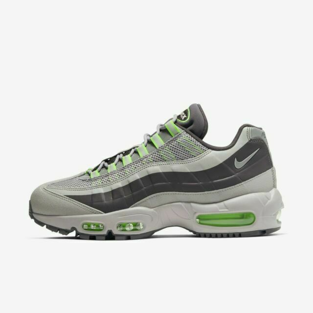 Size 7 - Nike Air Max 95 Winter Utility Electric Green