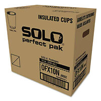 Solo Cup Company Symphony Design Trophy Foam Hot/cold Drink Cups 10oz 300/carton