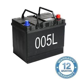 Titanium 005L Car Battery 12V 60Ah - Free Next Day Delivery