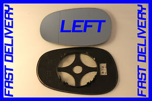 BMW 3 SERIES 335 335i 335d 2005-2008 DOOR MIRROR GLASS BLIND SPOT HEATED LEFT