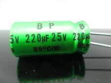 JAPAN 10PCS Nichicon MUSE ES BP 330uf 25v 330mfd Audio Capacitor Caps
