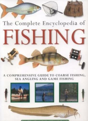 1 of 1 - Complete Encyclopedia of Fishing,Anness