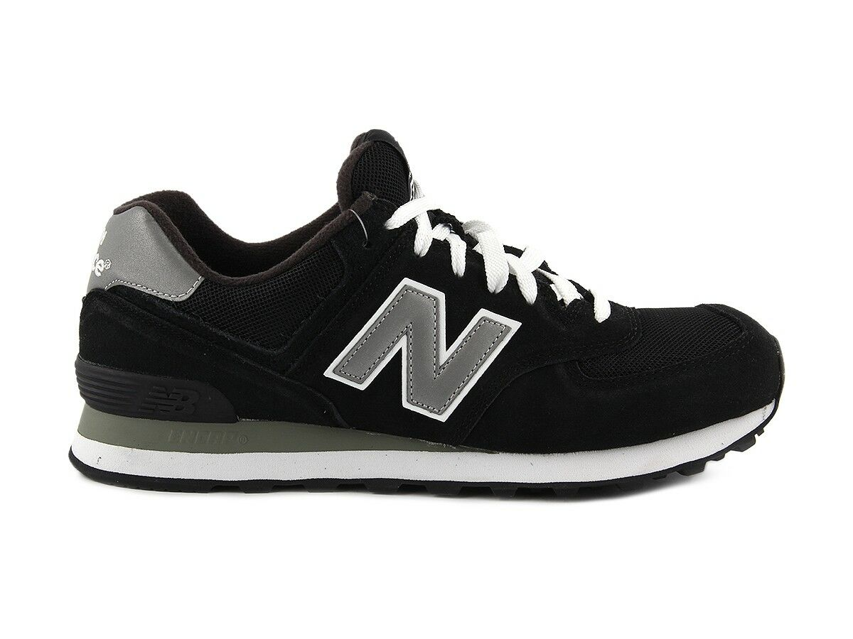 M574NK  NEW BALANCE M574NK black Sneakers shoes Unisex