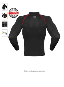 0b1822096bb81 Image is loading DRSKIN-Compression-Cool-Dry-Sports-Tights-Shirt-Baselayer-