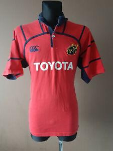 Vintage Munster Rugby Accueil Shirt Adidas Rugby Large Top Heineken Cup Winners