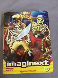 Fisher-Price-Imaginext-Figur-Geisterpiraten-Phantom-Crew-Neu-Ovp-Mattel-B2495