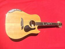 Alvarez MD200C Acoustic Electric Cutaway Guitar Fishman